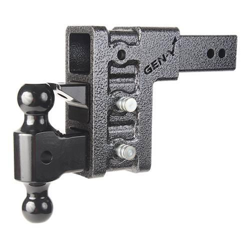 2.5 in. Receiver; Class V 32K - 6 in. Drop w/ Pintle & Versa Ball