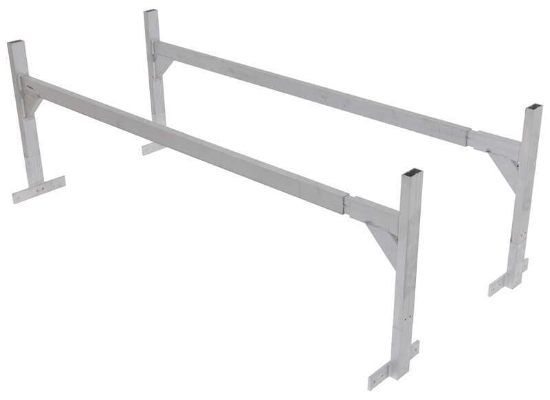 Enclosed Trailer Roof Ladder Rack