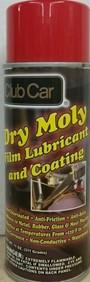 Dry Moly Film Lubricant and Coating 12 oz