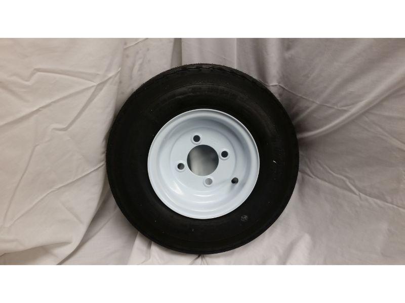 4.80X8 Trailer Wheel/Tire, 4 Lug