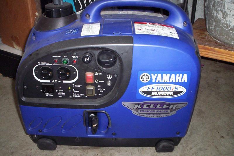 1000W Inverter Generator