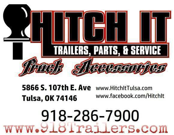 "1-7/8"" TRAILER BALL (3/4"" X 2-1/8"" SHANK 2000 LBS. CHROME) TULSA OK @ HITCH IT TRAILERS"
