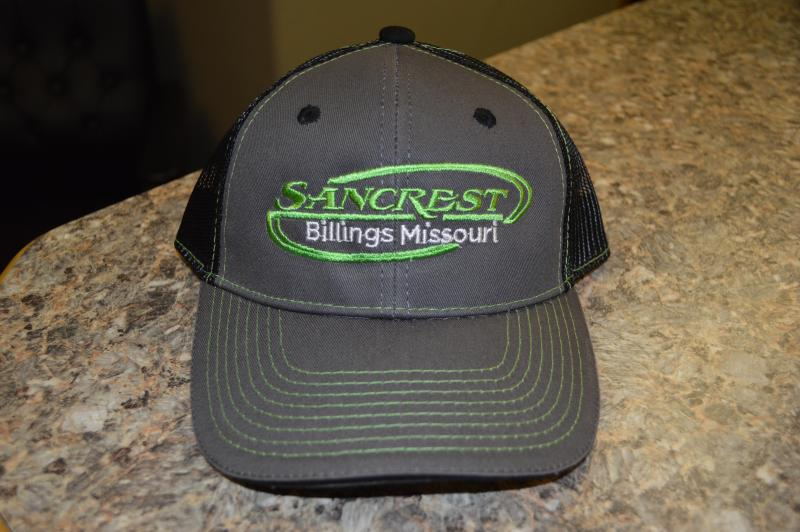 Sancrest Gray Hat