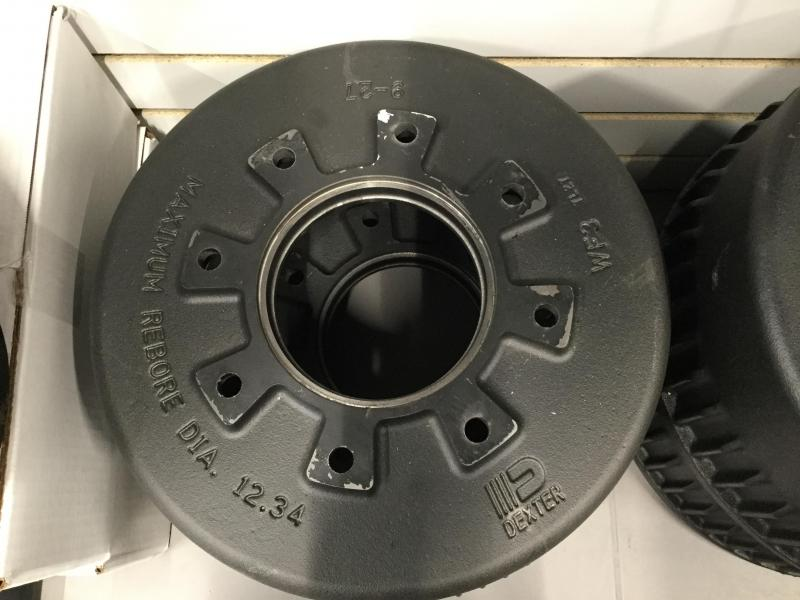 Dexter 10k Brake Drum