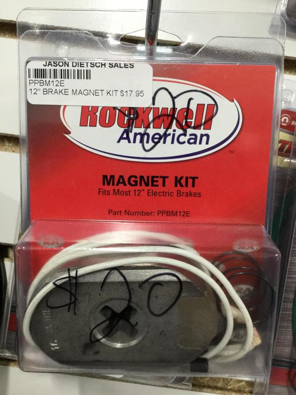Brake Magnet Kit