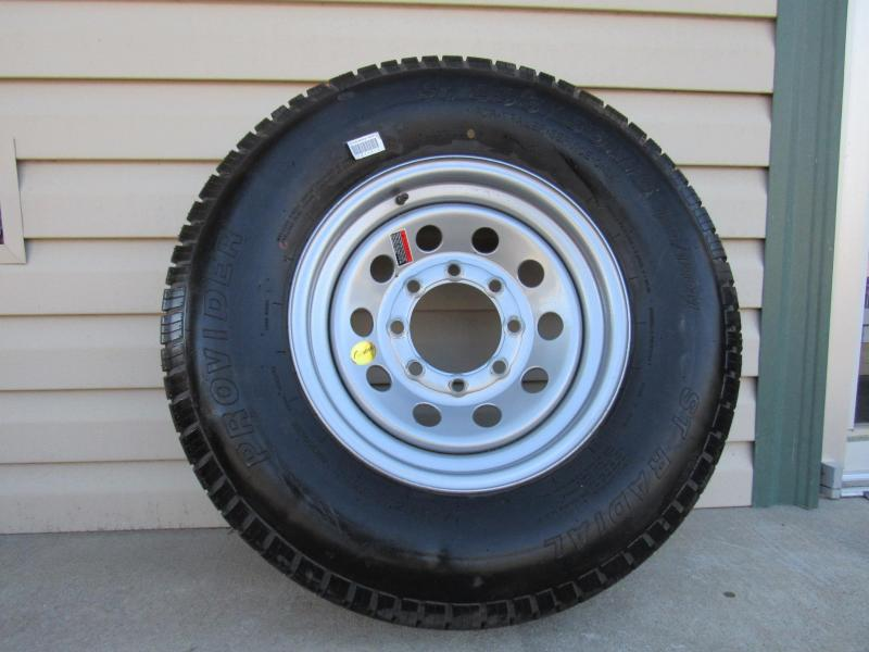 Tire ST235/80R16/8 Hole/10P