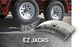 BLAYLOCK EZ JACK 100 Commercial & Consumer use Jack for dual axles Leveler for RV