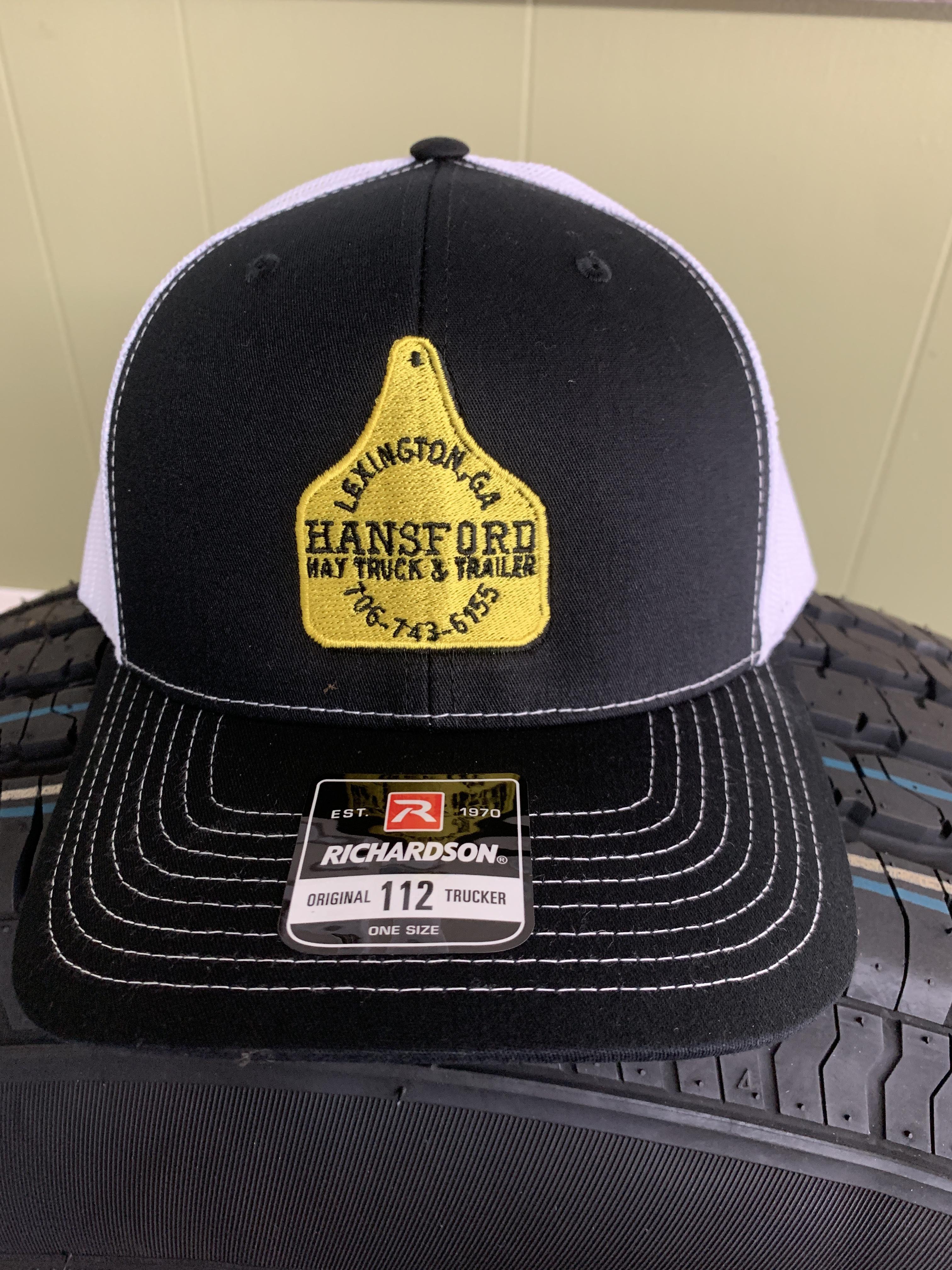 Black Richardson 112 Hansford Hats