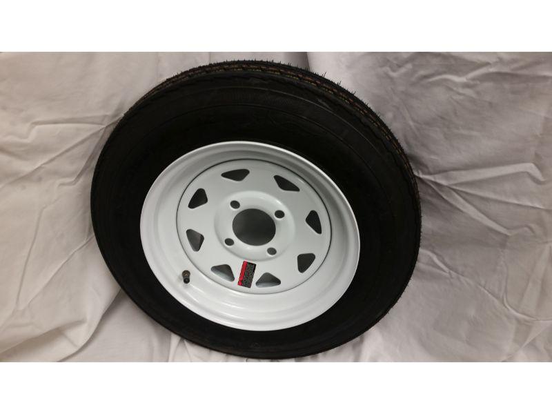 4.80X12 Trailer Wheel/Tire, 4 Lug