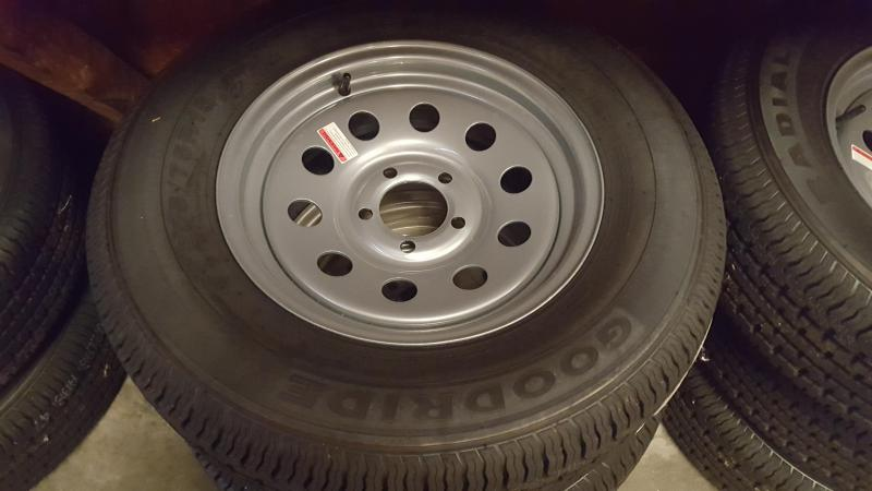 205 R15 Radial Tire