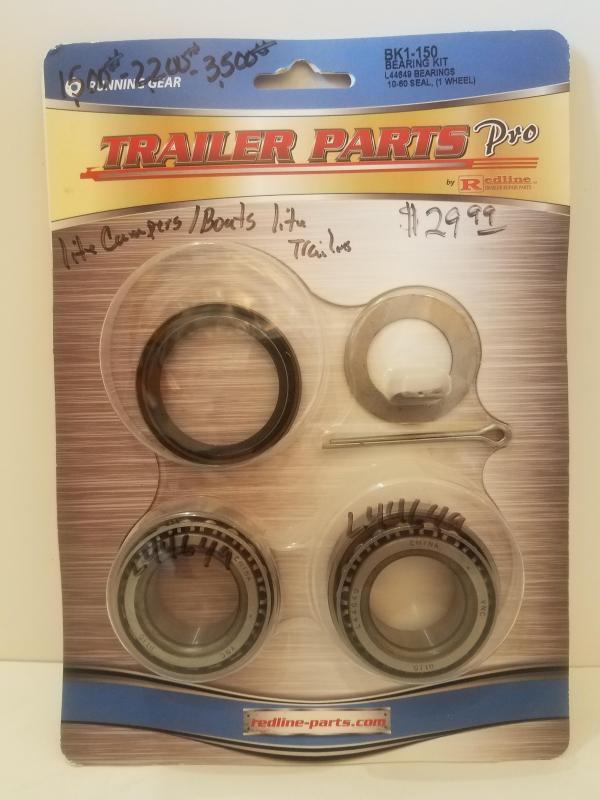 Bearing Kit 1.5k-2.2k-3.5k
