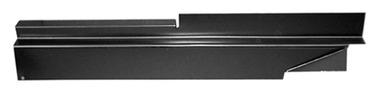 Rocker Backing Plate (LH) 73-87 Chevy/GMC