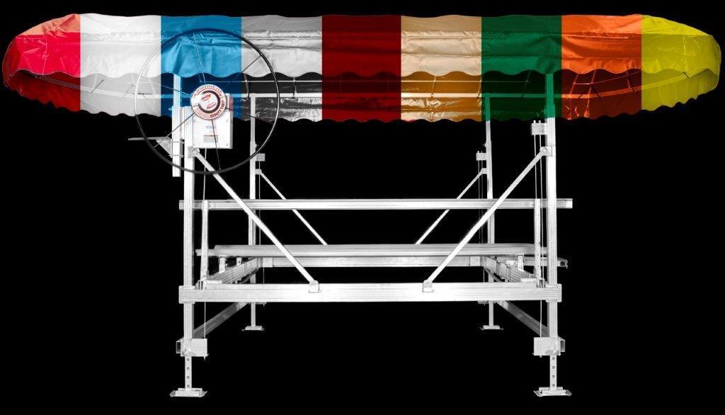 JBLUNDDOCK.COM 4800 lb ALUMINUM VERTICAL BOAT LIFT 120