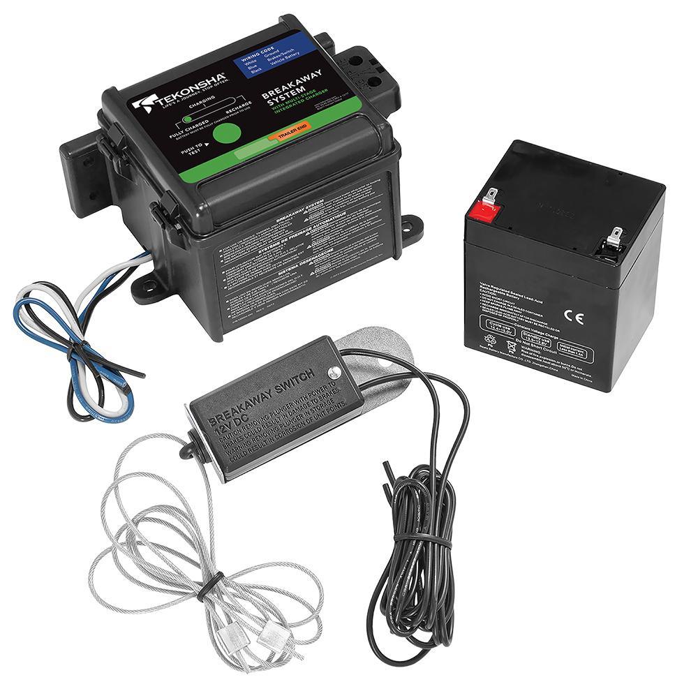 Breakaway kit with switch