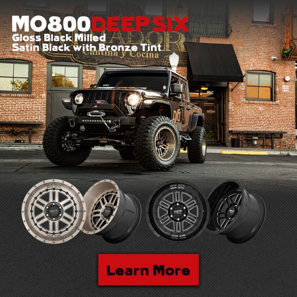 Moto Metal Wheels