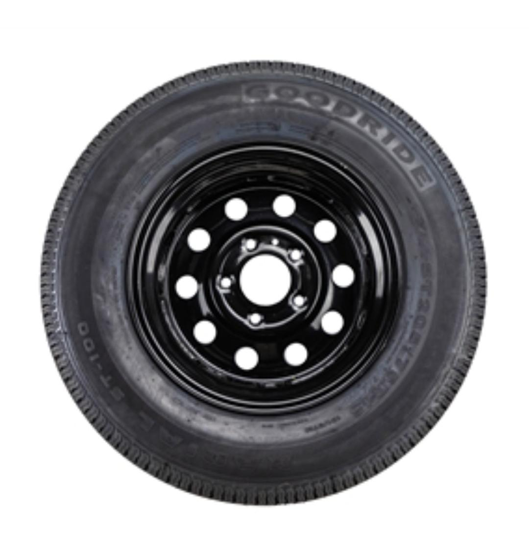 ST205/75R15 Goodride 2 colors- Rim and Wheel