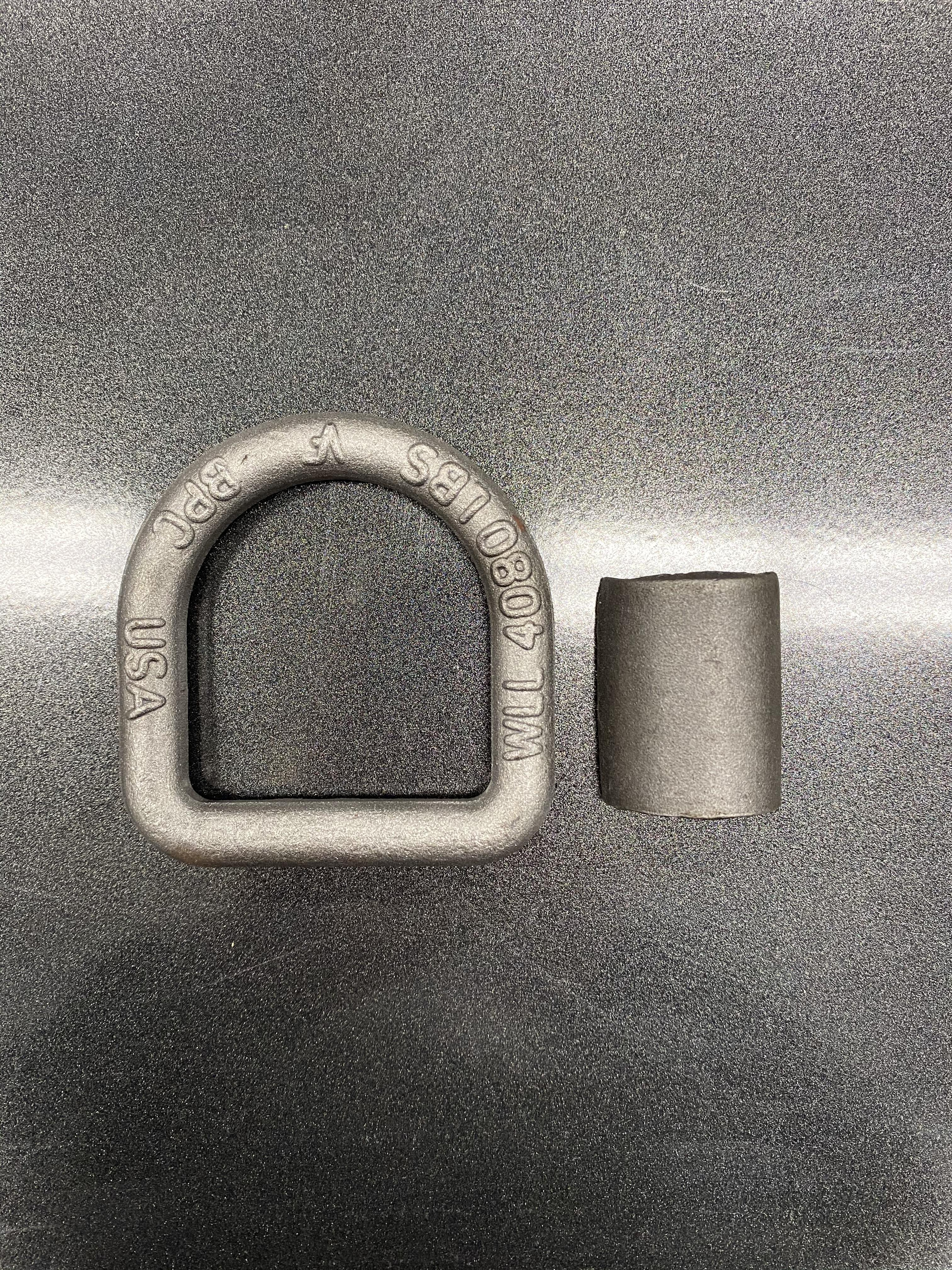 Small Weld-on D-Ring 4080LBS