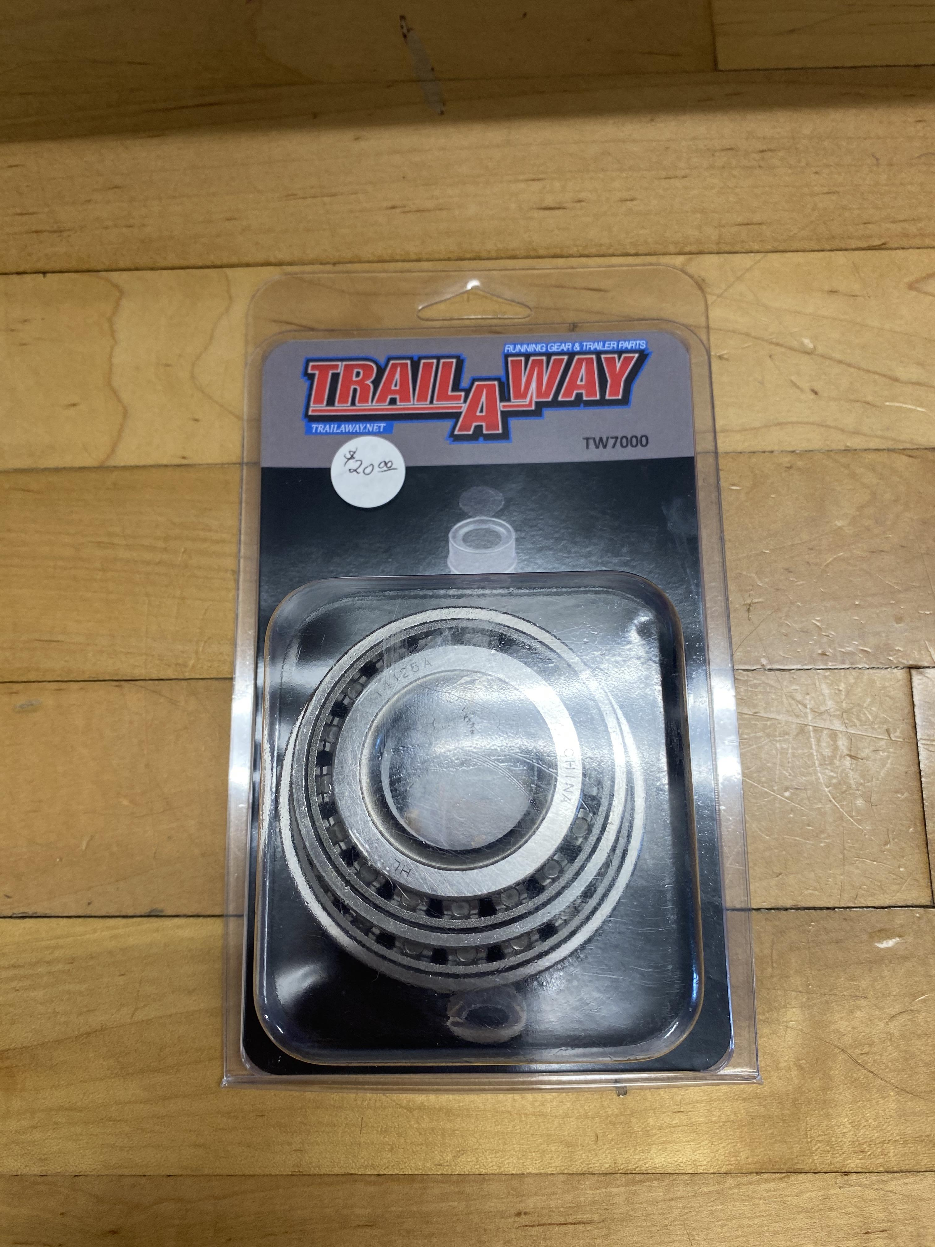 Trail A Way TW7000 7000lb Bearing and Race Kit