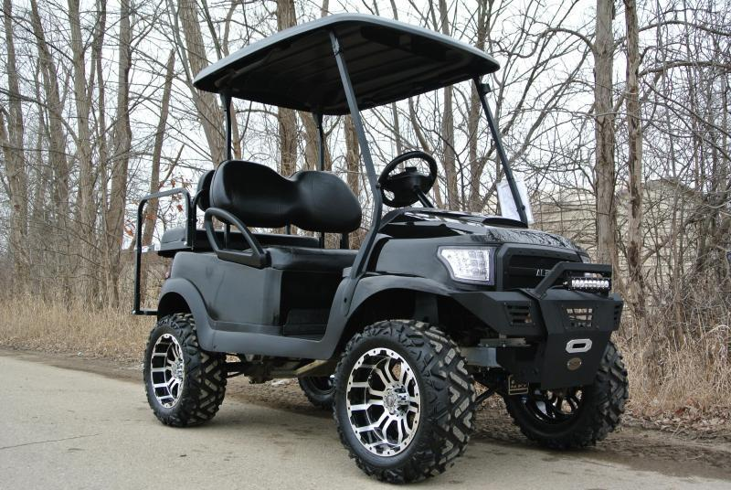 AVAILBLE TO ORDER MJFX Club Car Precedent 6 in HD Lift Kit (Years 2004-Up) (6035)