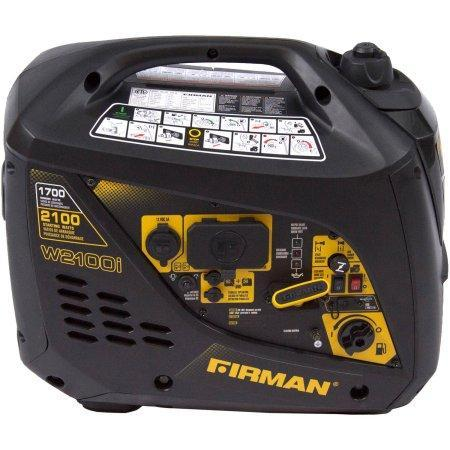 Firman Whisper Series W2100i generator