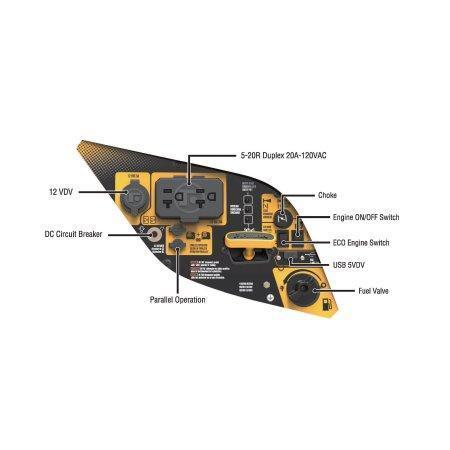 Firman Whisper Series W2100i generator