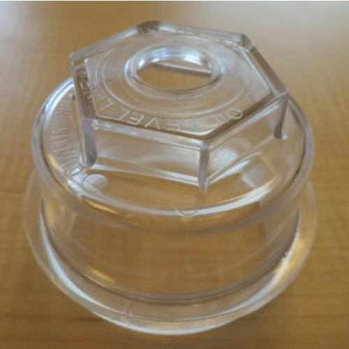 Quality Oil Cap Only 3.75""