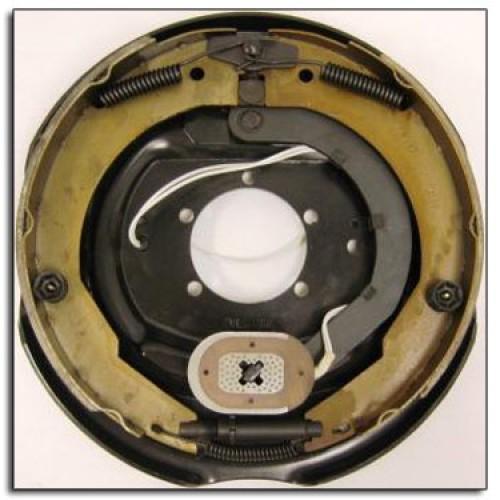 "Brake Electric 12""x2"" RH 52/7K"