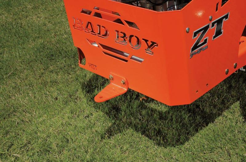 Bolt-on Tow Hitch