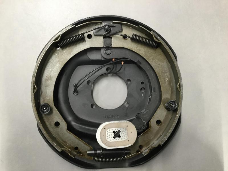 12x2 right brake assembly