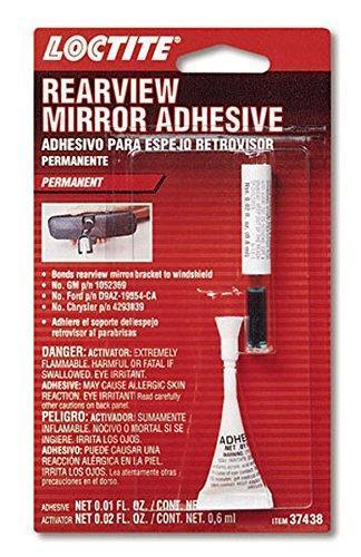 Loctite 37438 Rearview Mirror Adhesive Kit  0.3 cc