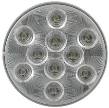 LED Backup Light CLEAR 4
