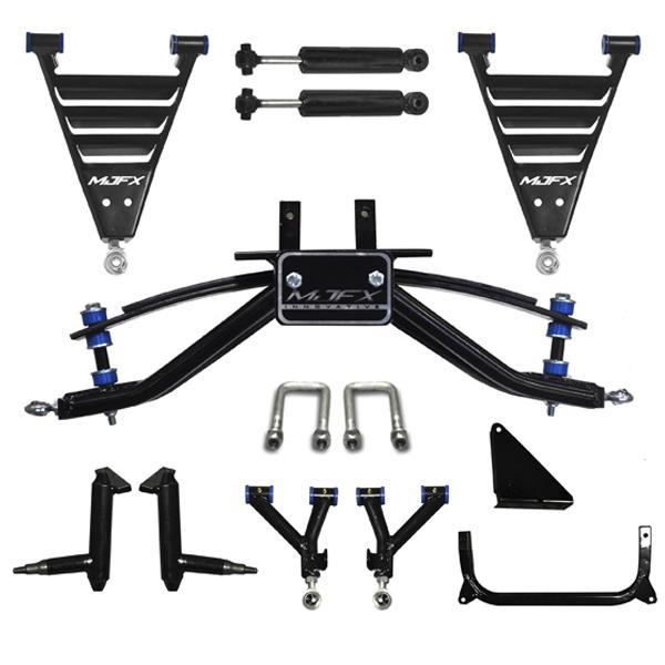 AVAILABLE TO ORDER Yamaha Drive 2007-2016 Lift Kit Heavy Duty 6 in A-Arm Madjax (6309)