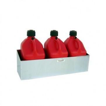 Triple Fuel Jug Holder