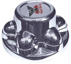 Wheel Chrome Covers 545 CHROME ABS PLASTIC TULSA OK @ HITCH IT TRAILERS