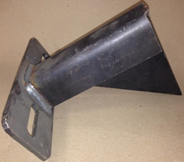5430092 Spare Tire Carriers