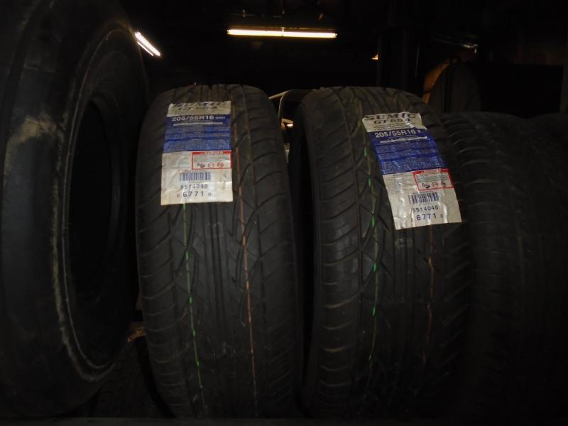 205/55/R16 Tires