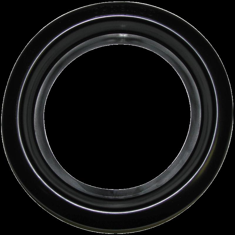 GRMT 4 RND OPEN-BACK PVC FLSH MT 4.5 C/O 426-18 /A45GB