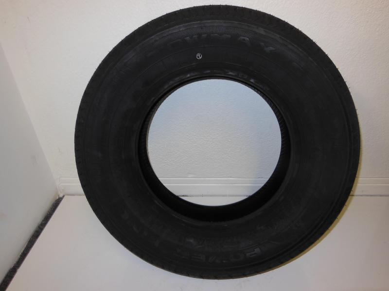 TIRE ONLY 205/75/R15