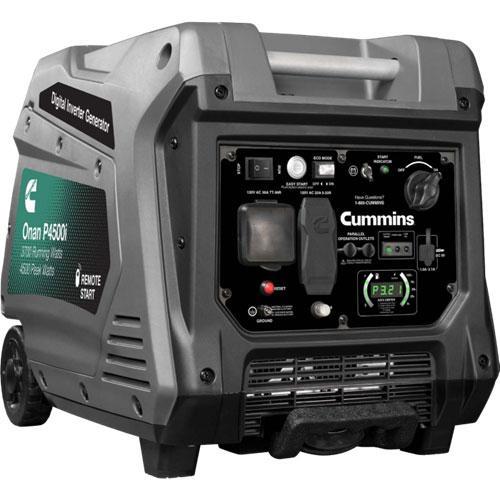 P4500I Onan Generator
