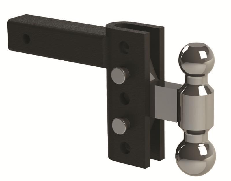"4"" EZ HD 14K Steel Rapid Hitch"
