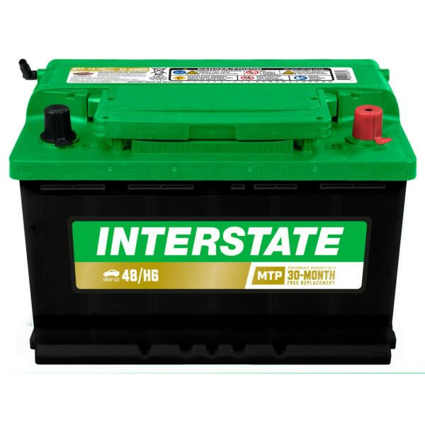 48/H6 INTERSTATE BATTERY