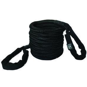 Big dog Rope 7/8x30 40 cr black with storage bag