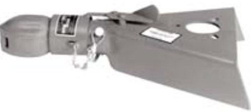 A-Frame Collar-Style Couplers CPLR 12.5K 2 5/16 A-FRM LP HB 4B8-LOW PROFILE TULSA OK @ HITCH IT TRAILERS