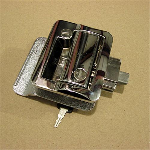Flush Lock Assembly