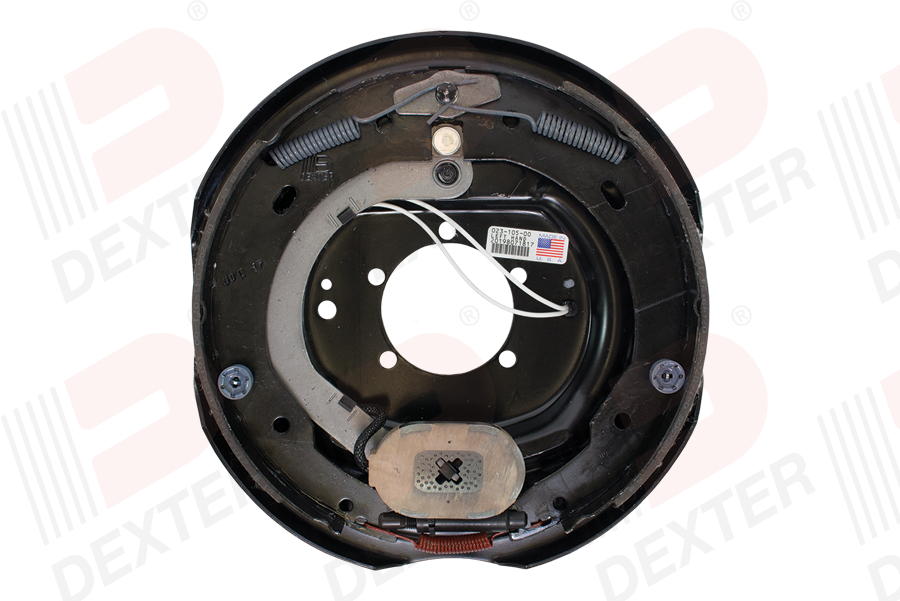 12 x 2 Dexter Electric Brake Left Hand 6K