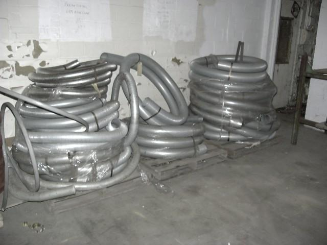 Stainless flex pipe
