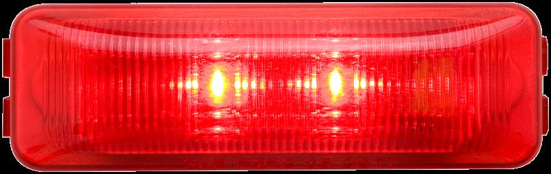 LED STT 4 RND 7D RED 4