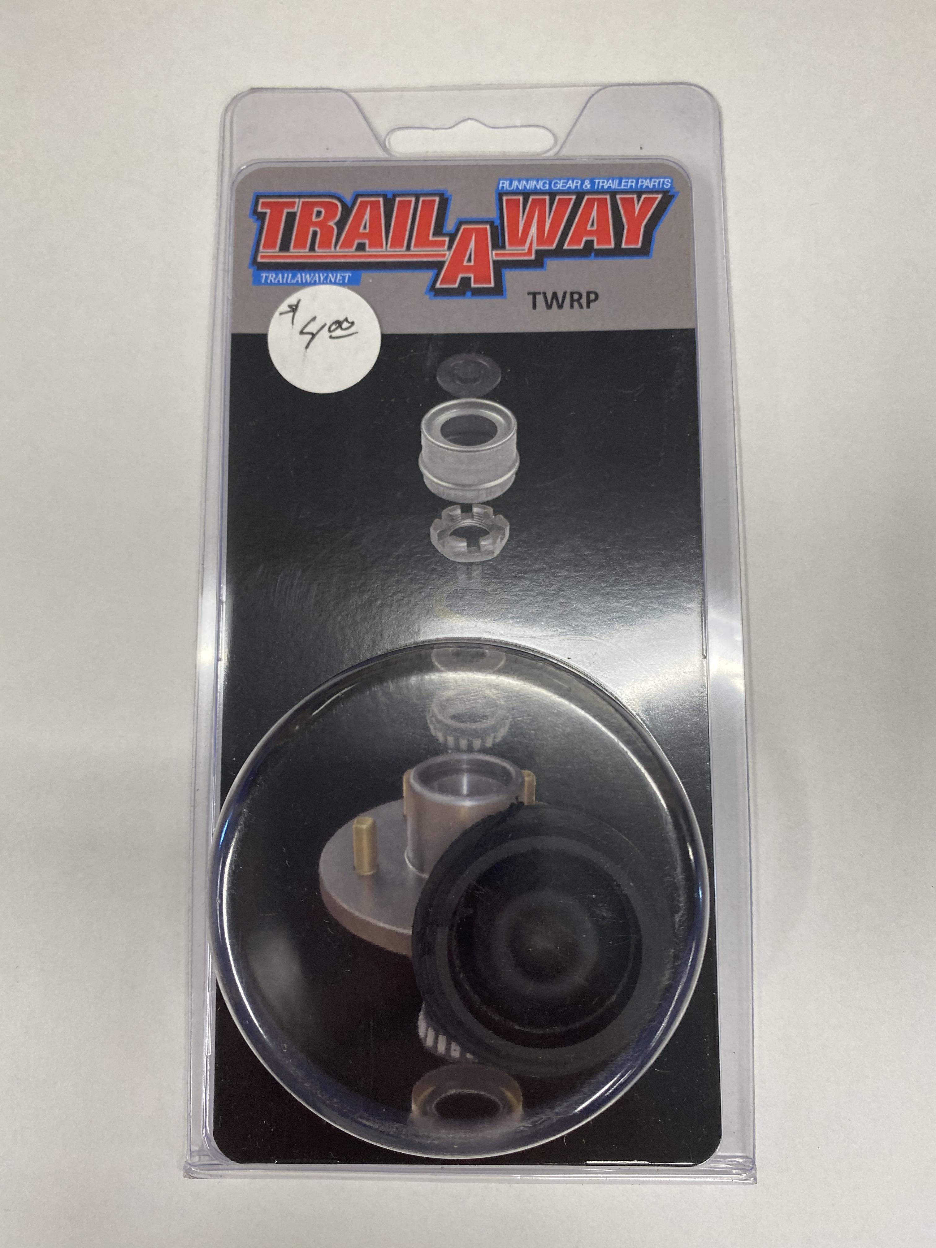 Trail A Way TWRP Dust Cap Rubber Plug Kit