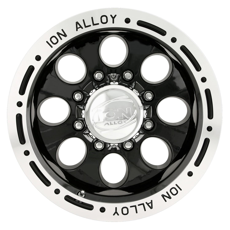"Ion 174 - 15""x8"" - 5x4.5 - Black"