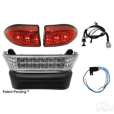 CCP LED Headlight Tail Light Kit